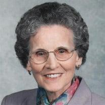 Margaret Lucille Barringer Taylor
