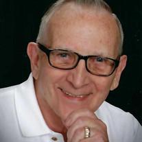 """Mr. Robert D. """"Bob""""  """"Tuto"""" Frontuto"""