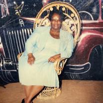 Mrs. Ruth Jones,