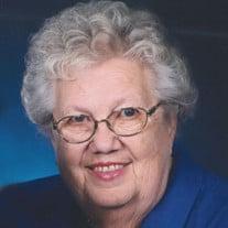 Lillian Anna VonDeylen