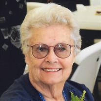 Evelyn Mae Dickerson McPherson