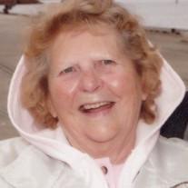 Shirley Ann Bandstra