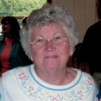 Flora Maxine Helton