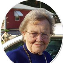 Mary Faith Arthur