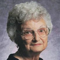 Mary Elizabeth Baux
