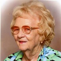 Annie Frances Wood Moore
