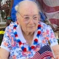 Mrs. Betty C. Johnson