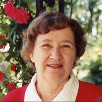 Mary Marie Droke Robertson