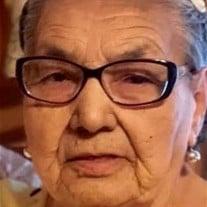 Evangelina P. Garza