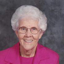 June LaVerne Ackermann