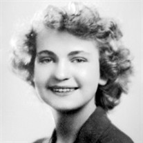 Betty May Anderson