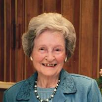 Mrs. Claudia Ellis Norris Chapman