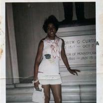Ms. Audrey Jean Singletary,