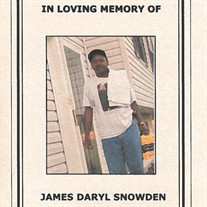 James Daryl Snowden