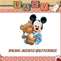 Baby Girl Dulce Maria Gutierrez