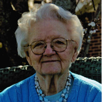 Mrs. Dorothy Louise (Bennett) Richards