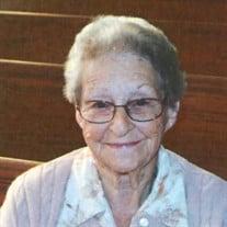 Mary Elizabeth Brewster