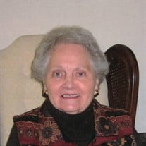Barbara Jean (Nicholls) Harty