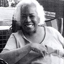Mrs Yvonne J Jordan