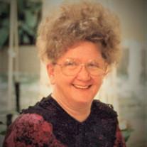 Nancy Jean Shultz Odom