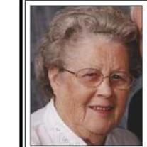 Mrs. Doris Marion Schoue (Mitchell)