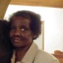 Mrs. Ethel Buchanan