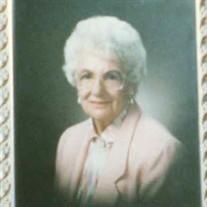 Letha Jane Hazlerigg