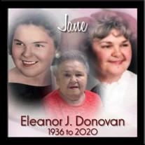 """Eleanor """"Jane"""" Donovan"""
