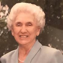 Vera Louise Berney