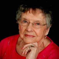 Martha Ann Webb