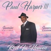 Paul Harper III