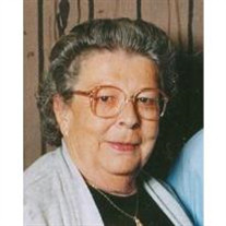 Mary E.  (Manning) Deveau
