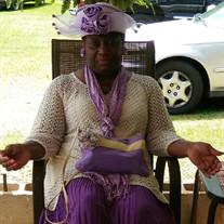 Mrs. Patricia Ann Thomas