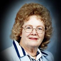 Jeannette Arlene Wagstaff Trafny