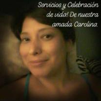 Carolina Vargas de Diaz