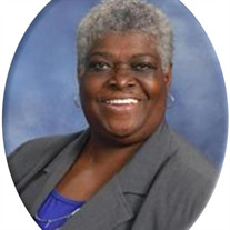 Reverend Barbara Carlene Brown