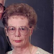 Mary McCune Molaison