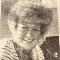 Hazel Bernice Kindred Hamman
