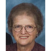 Shirley Mae Miller Humphreys