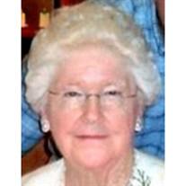 Mildred Ann Pitchford