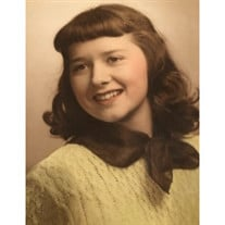 Patricia Lou Spearman
