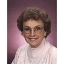 Evelyn Mae Burdette