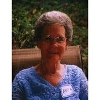 Betty Lee Asbury