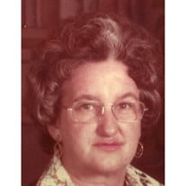 Mildred C. Burdette