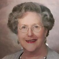 Ann Watkins Sewell Baldes