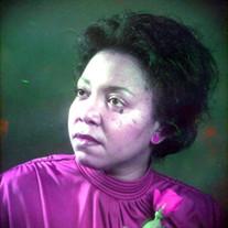 Mrs. Juanita Ellis Marks