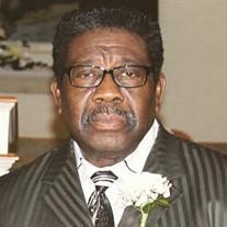 """Rev. Willie """"W.D."""" Deloach Billups"""
