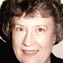 Alma Fay Williams Campbell