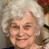 Mrs. Juanita (Peggy) Strenth Medders