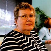 Linda Sue Hafenbreidel